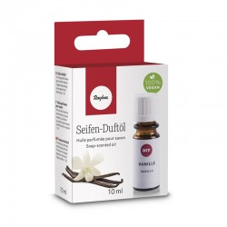 Szappan illóolaj - vanília, 10 ml