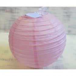 Rózsaszín rizslámpa ø40 cm