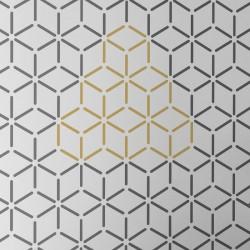 Cubes festősablon (kicsi)