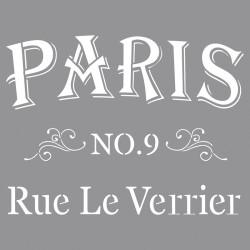 Rue Le Verrier sablon