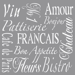 French Living sablon