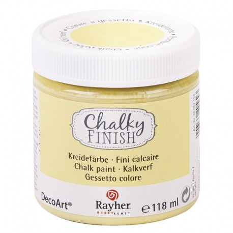 Chalky Finish krétafesték - vanília 118 ml