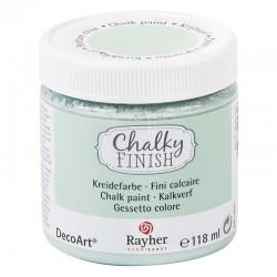 Chalky Finish krétafesték - jáde 118 ml