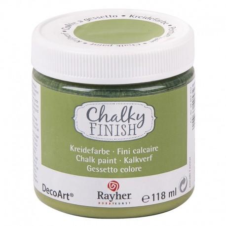 Chalky Finish krétafesték - avokádó 118 ml