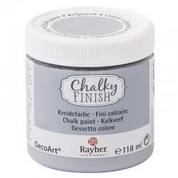 Chalky Finish krétafesték - kavicsszürke 118 ml