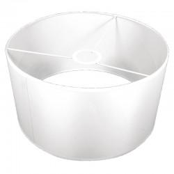 Dob lámpaernyő - fehér (ø 30 cm)