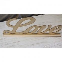 Love, talpas írott (50 cm)