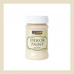 Dekor Paint Soft dekorfesték – barack, 100 ml