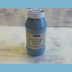 Dekor Paint Soft dekorfesték – lenkék, 1000 ml