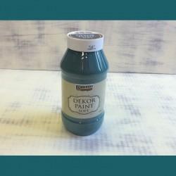 Dekor Paint Soft dekorfesték – méregzöld, 1000 ml