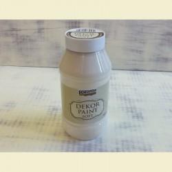 Dekor Paint Soft dekorfesték – elefántcsont, 1000 ml