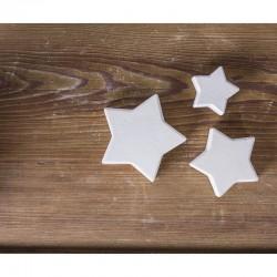 Öntőforma betonhoz: kis csillag (több méret)