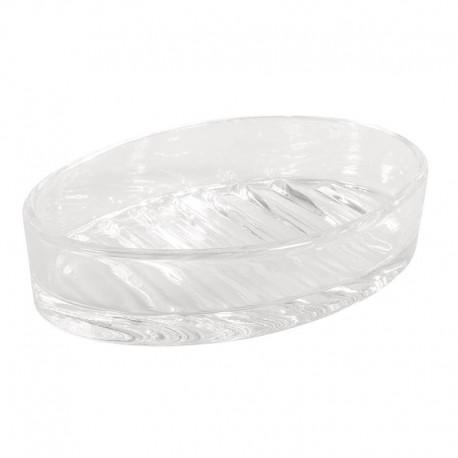 Üveg szappantartó