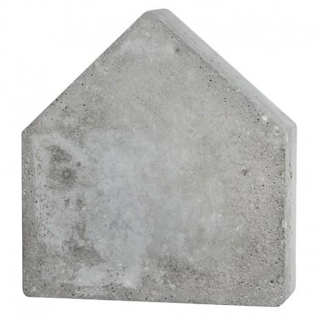 Öntőforma betonhoz: ház (17,5 cm)