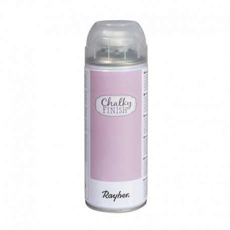 Chalky Finish krétafesték spray - rózsaszín 400 ml