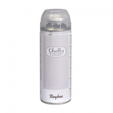 Chalky Finish krétafesték spray - kavicsszürke 400 ml