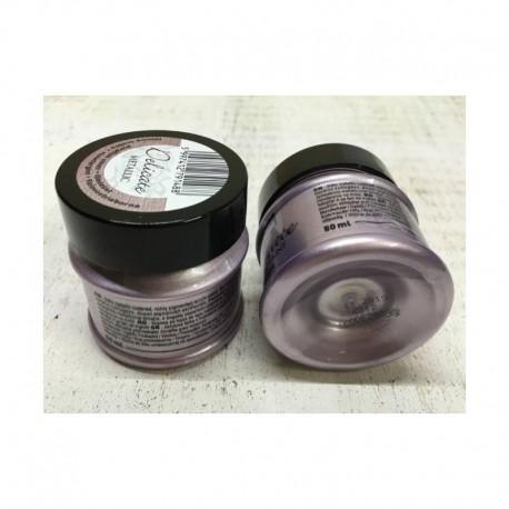 Delicate metál akrilfesték 50 ml - lilaezüst
