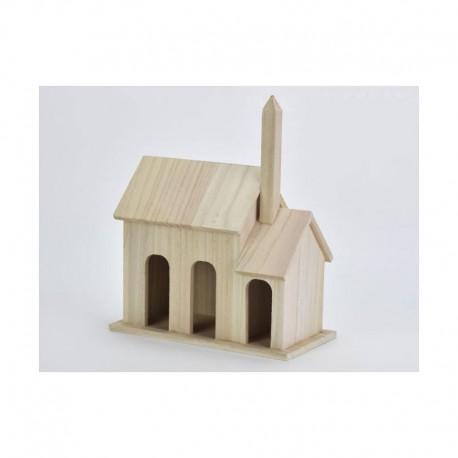 Natúr fa templom