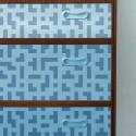 Tetris festősablon (kicsi)