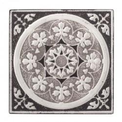 Csempe öntőforma - mandala (11x11 cm)