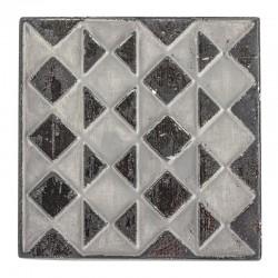 Kiönthető csempeminta - rombusz (11x11 cm)