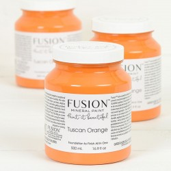 Fusion ásványi festék - Tuscan Orange (500 ml)