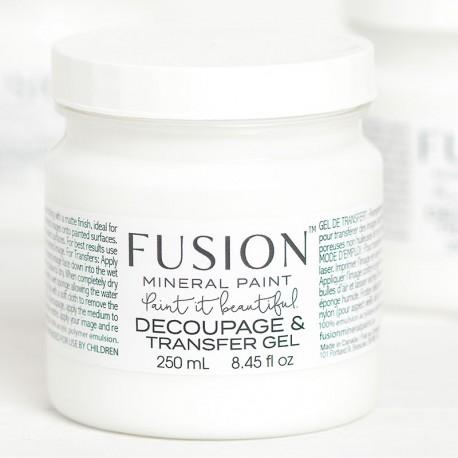 Fusion Dekupázs és transzfer gél, 250 ml