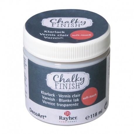 Chalky Finish lakk - soft-touch 118 ml