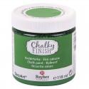 Chalky Finish krétafesték - örökzöld 118 ml