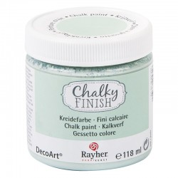 Chalky Finish krétafesték - jáde 118 ml