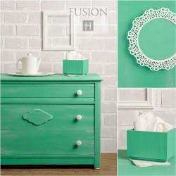 Fusion ásványi festék - Ceramic Green, 37 ml