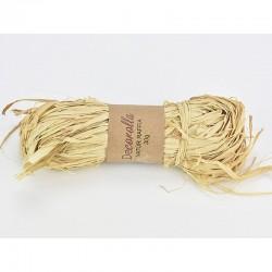 Raffia háncs köteg - natúr (30 g)