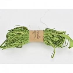 Raffia háncs köteg - zöld (20 g)