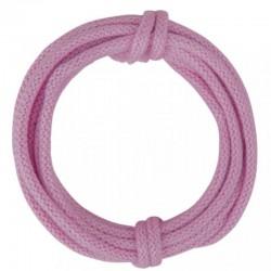 Drótmerevítésű kötött fonal - pink (3 m)