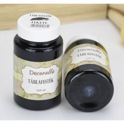 Táblafesték - fekete (110 ml)