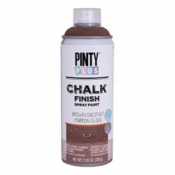 PintyPlus krétafesték spray - gesztenyebarna, 400 ml
