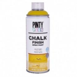 PintyPlus krétafesték spray - világos mustár, 400 ml