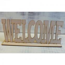 Welcome, talpas (25 cm)