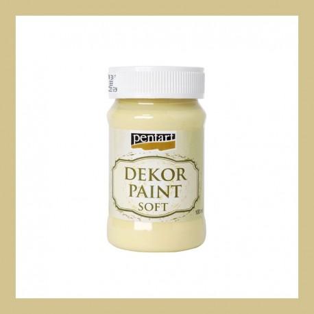 Dekor Paint Soft dekorfesték – tojáshéj, 100 ml