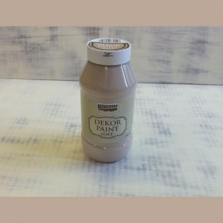 Dekor Paint Soft dekorfesték – cappuccino, 1000 ml