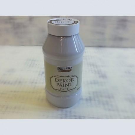 Dekor Paint Soft dekorfesték – törtfehér, 1000 ml