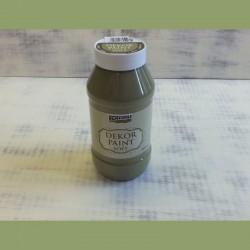 Dekor Paint Soft dekorfesték – oliva, 1000 ml