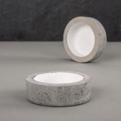 Öntőforma betonhoz: kis kör (több méret)