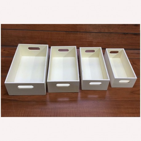 Füles tároló dobozok